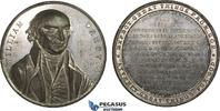 Tin Medal 1838 Great Britain William Carey...