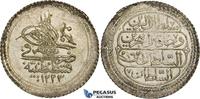 5 Para 1223/14 Ottoman Turkey Mahmud II, K...