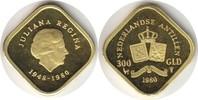 300 Gulden 1980 Niederländische Antillen J...