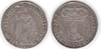 1/2 Gulden 1696 Niederlande Niederlande-Fr...