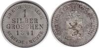 Silbergroschen 1841 Hessen-Kassel Kurfürst Wilhelm II. und Friedrich Wi... 80,00 EUR  +  5,00 EUR shipping