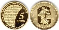 5 Euro 2009 Frankreich Fünfte Republik Gol...