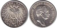 2 Mark 1912 Kaiserreich Sachsen Friedrich ...