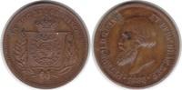 kl. Bronzemedaille 1888 Brasilien Pedro II...