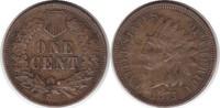 Cent 1875 USA Indian Head Cent 1875 sehr schön  60,00 EUR  +  5,00 EUR shipping