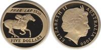 5 Dollars 2000 Australien Elisabeth II. 5 ...