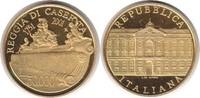 50000 Lire 2001 Italien Gold 50000 Lire 20...