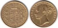 Sovereign 1862 Grossbritannien Victoria Go...