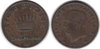 3 Centesimi 1810 Italien Napoleon I. 1810 ...