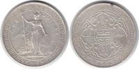Trade Dollar 1897 Grossbritannien Victoria...
