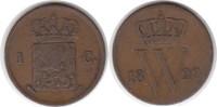 Cent 1822 Niederlande Utrecht / Wilhelm I....