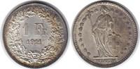 Franken 1911 B Schweiz Eidgenossenschaft v...