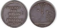 Silberabschlag von den Stempeln des Kometendukaten 1744 Schlesien Komet... 240,00 EUR  +  5,00 EUR shipping