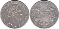 Doppeltaler 1854 F Sachsen-Albertinische L...
