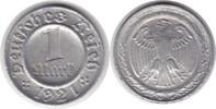 Probe Mark 1921 Weimarer Republik Stahl, A...