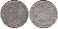 8 Soles 1859 PTS Bolivien Republik sehr schön  70,00 EUR  +  5,00 EUR shipping
