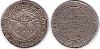 1/4 Taler 1665 Sachsen-Neu-Weimar Johann E...