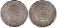 Taler 1808 Sachsen-Albertinische Linie Friedrich August I. 1806-1827 SG... 395,00 EUR  +  5,00 EUR shipping