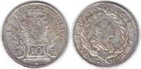 10 Kreuzer 1775 Bayern Maximilian III. Joseph 1745-1777 München winz. S... 95,00 EUR  +  5,00 EUR shipping