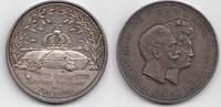 Silbermedaille 1901 Deutsches Kaiserreich ...
