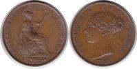 1/2 Penny 1858 Grossbritannien Victoria 1/2 Penny 1858 vorzüglich +  95,00 EUR  +  5,00 EUR shipping