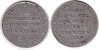 Silberabschlag des Doppeldukaten 1817 Altdeutschland Frankfurt Silberab... 65,00 EUR  +  5,00 EUR shipping
