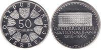 50 Schilling 1966 Österreich Zweite Republik 50 Schilling 1966 National... 60,00 EUR  +  5,00 EUR shipping