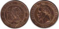 10 Centimes 1863 Frankreich Napoleon III. 10 Centimes 1863 A, Paris vor... 70,00 EUR  +  5,00 EUR shipping