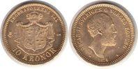 10 Kronor 1874 Schweden Oskar II. Gold 10 Kronor 1874 GOLD. fast Stempe... 240,00 EUR  +  5,00 EUR shipping