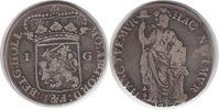 Gulden 1713 Niederlande Holland, Provinz G...