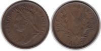 Penny Token 1832 Kanada Nova Scotia sehr s...