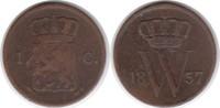 Cent 1837 Niederlande Wilhelm I. 1815-1840...