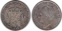 Gulden 1944 P Niederlande Wilhelmina I. 18...