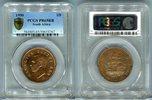 Penny 1950 Südafrika  PCGS PR 65 RB