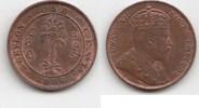 Cent 1906 Sri Lanka - Ceylon  Fast Stempel...