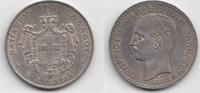 5 Drachmen 1876 A Griechenland Georg I. 18...