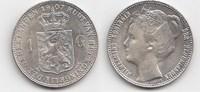 Gulden 1907 Niederlande-Königreich Wilhelm...