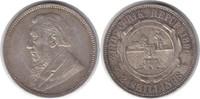 2 Shillings 1896 Südafrika Südafrikanische...