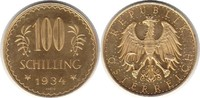 100 Schilling 1934 Österreich Erste Republik 1918-1938 Gold. Prachtexem... 1295,00 EUR free shipping