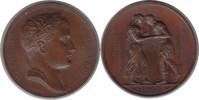 Bronzemedaille 1806 Frankreich von Andrieu. A.d. Hochzeit Karl Ludwig F... 175,00 EUR  +  5,00 EUR shipping