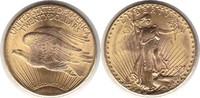20 Dollars 1927 USA St. Gaudens Gold. Fast Stempelglanz  1395,00 EUR free shipping