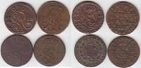 Groschen 1767-1791 Polen Stanislaus August 1764-1795 (4 Stück) schön - ... 110,00 EUR  +  5,00 EUR shipping