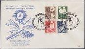 4-30 Pfg. 1953 Bundesrepublik Deutschland ...