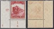 12 Pfg. 1935 Deutsches Reich 100 Jahre Deu...