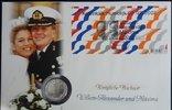 10 € 2002 Niederlande Hochzeit Kronprinz W...