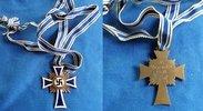 1933/45 Deutsches Reich Ehrenkreuz d. Deu...