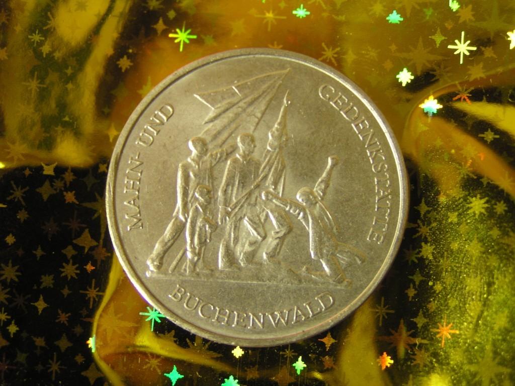 10 Mark 1972 Ddr 10 Mark 1972 Denkmal Buchenwald Vz Vz Ma Shops