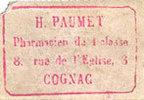 FRANZÖSISCHE NOTSCHEINE Cognac (16). Pha...