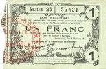 8.5.1915 FRANZÖSISCHE NOTSCHEINE Fourmies...