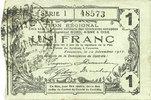 1917-12-12 FRANZÖSISCHE NOTSCHEINE Fourmi...